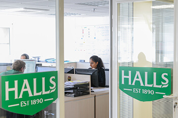 Halls Rungis Offices